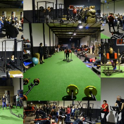 Open dag Ultimate Performance GYM
